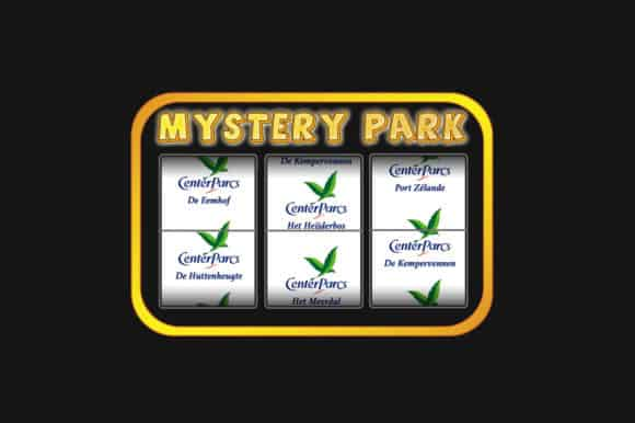 Tip: Center Parcs Mystery Park. Check mijn ervaring!