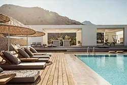 Boetiekhotel Griekenland - Boutique Hotel Casa Cook Rhodos - zwembad