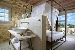 Boetiekhotel Griekenland - Iridachic Boutique Hotel & Spa - Hotelkamer