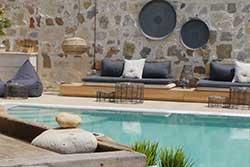 Boetiekhotel Griekenland - Iridachic Boutique Hotel & Spa - Zwembad