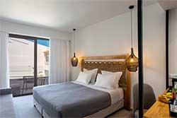 Hotelkamer Boutique Hotel Griekenland - Atermono Boutique Resort