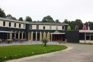 All Inclusive hotel Elderschans in Aardenburg, Zeeland