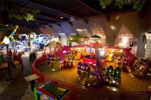 Indoor Kermis All Inclusive hotel Preston Palace in Almelo