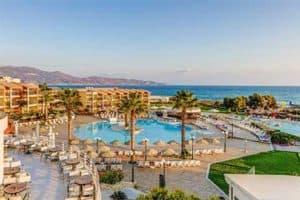Zwembad Magic Life Candia Maris - Adults Only All Inclusive op Kreta