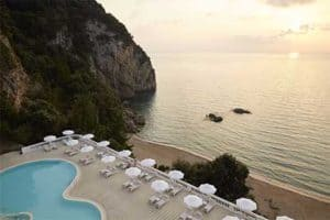 Zwembad Mayor La Grotta Verde Grand Resort - Adults Only All Inclusive op Corfu