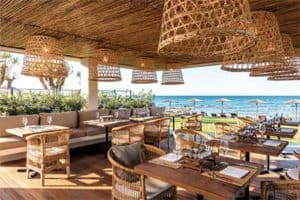 Restaurant Sensimar Caraval Resort en Spa Zakynthos - Adults Only All Inclusive op Zakynthos