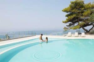 Zwembad Sensimar Grand Mediterraneo by Atlantica - Adults Only All Inclusive op Corfu