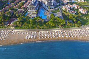 Barut Acanthus & Cennet - Hotel met swim up kamers