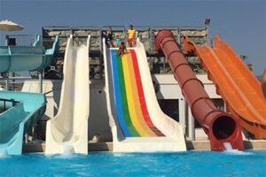 Jiva Beach Resort in Calis - Glijbanen