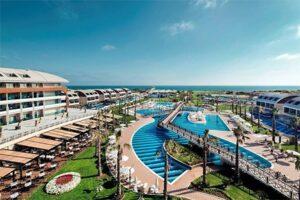 TUI Magic Life Jacaranda in Side - Hotel met swim up kamers