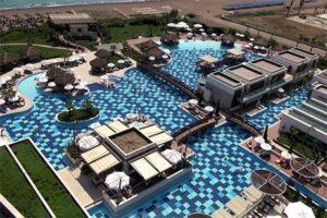 TUI BLUE Belek in Belek - Swim up kamers
