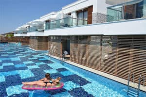 Sensimar Belek - Swim up kamers