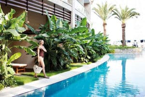 Paloma Pasha Resort in Ozdere - Swim up kamers