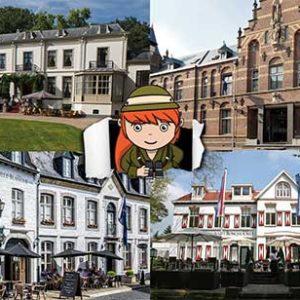 Hotelovernachting voor 2 personen in NL: €34,95