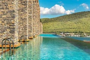 Lujo Bodrum - Swim up kamers