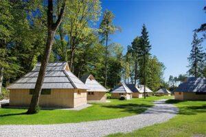 Glamping Slovenië - Eco Resort Beneath Velika Planina