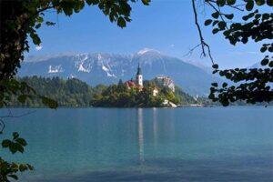 Glamping Slovenië - Camping Bled aan het meer van Bled