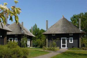 Luxe vakantiepark Nederland, Marveld Recreatie Bungalowtype Hooiberg