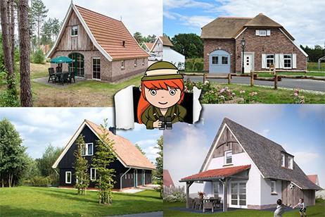 Overzicht: luxe vakantieparken in Nederland