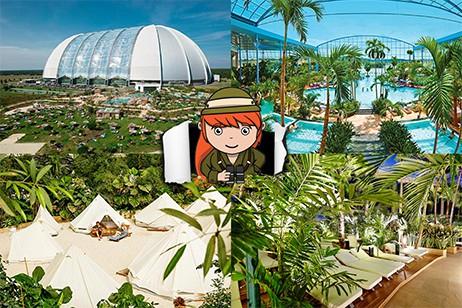 Tropische weekendjes weg in Duitsland aanbiedingen!
