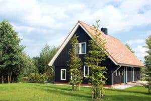 Luxe vakantieboerderij op exclusief vakantiepark hof van saksen in Nederland