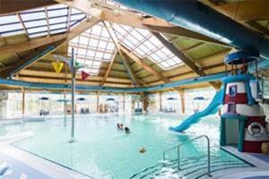 Zwemba luxe vakantiepark Landal Sluftervallei op Texel