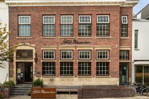 Romantisch weekendje weg - Hotel Bleecker in Bloemendaal