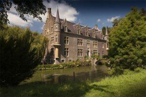 Slapen in een kasteel hotel - Hotel Kasteel Terworm