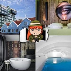 Overzicht: 6 gave design hotels in Nederland