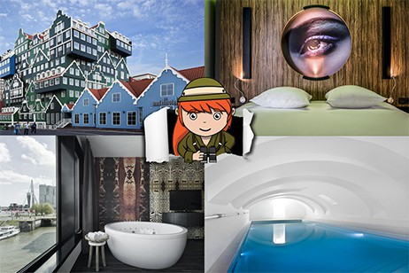 Overzicht: 6 gave design hotels in Nederland