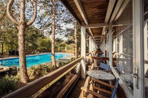 Buitenzwembad Badhotel Rockanje - Hotels met buitenzwembad