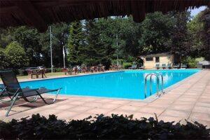 Buitenzwembad Apollo Hotel Veluwe de Beyaerd - hotel met buitenzwembad