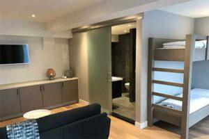 Familiekamer 6 personen - Hotel 't Peperhuys nabij de Efteling