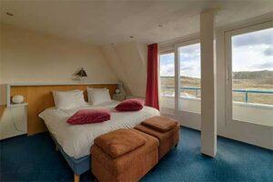 Familiekamer 6 personen - Strandhotel Camperduin in Schoorl