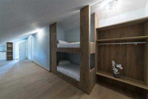 Familiekamer 8 personen - Hotel Giethoorn