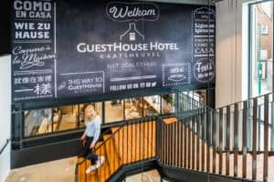 Guesthouse Hotel Kaatsheuvel - met familiekamers tot 8 personen