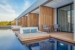 Zante Maris Suites - Hotel met swim up kamers op Zakynthos