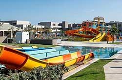 Euphoria Resort - Hotel met swim up kamers op Kreta