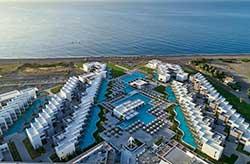 Atlantica Dreams Resort & Spa - Hotel met swim up kamers op Rhodos