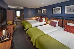 Boutique Hotel Lion D'or Haarlem - Hotelkamer