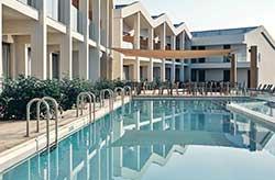 Splashworld Aqua Bay Suites - Hotel met swim up kamers op Zakynthos