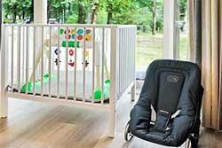 Babybungalow - Landal Landgoed 't Loo - Babyspullen