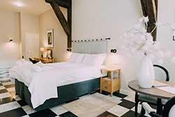 Boutique Hotel Uylenhof Hotel in Den Bosch - Hotelkamer
