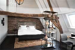 Boutique Hotel 't Keershuys Den Bosch - Hotelkamer