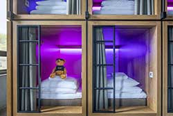 Bunk Pod Bunk Hotel Utrecht - Nieuw hotel in Nederland