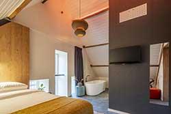 Hotelkamer Bunk Hotel Utrecht - Nieuw hotel in Nederland