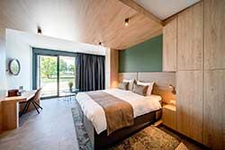 Hotelkamer Hotel 46 in Wintelre- Nieuw Hotel in Nederland