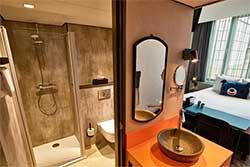 Hotelkamer Hotel The Ed Amsterdam - Nieuw Hotel in Nederland