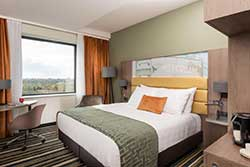 Hotelkamer Leonardo Royal Hotel Amsterdam - Nieuw Hotel in Nederland