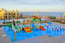 Nieuw hotel in Egypte - Titanic Royal Resort - Aquapark kids